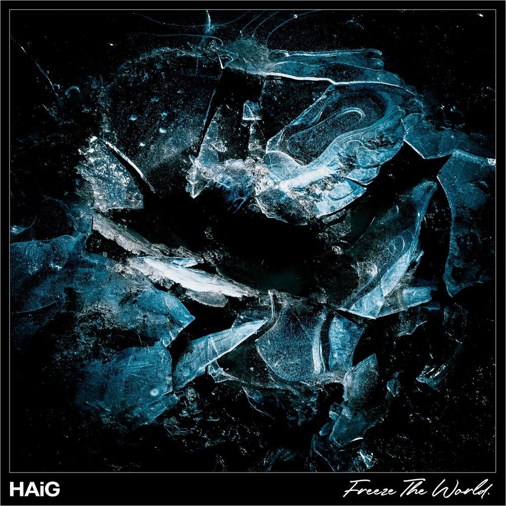Haig - Freeze The World (Blk) (Ep) (Gate) (Ltd)