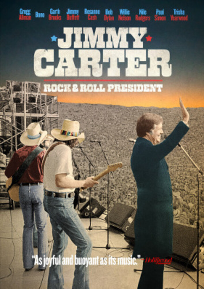 - Jimmy Carter: Rock & Roll President