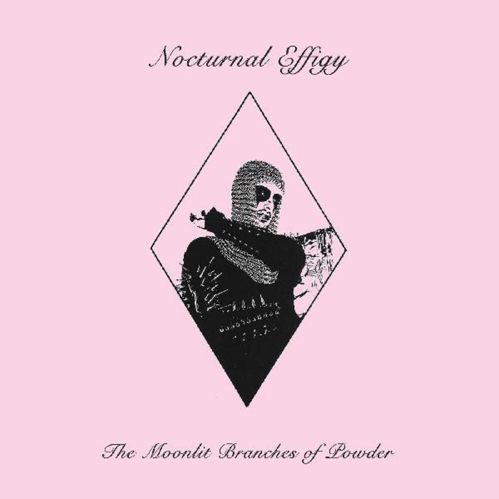 Nocturnal Effigy - The Moonlit Branches of Powder [Limited Edition Pink LP]