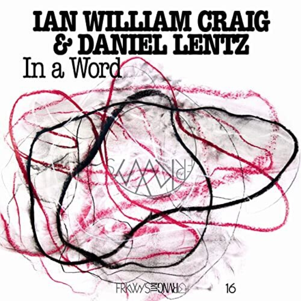 Ian Craig William / Lentz,Daniel - In A Word'