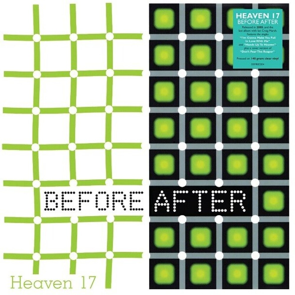 Heaven 17 - Before After [Clear Vinyl] (Ofgv) (Uk)