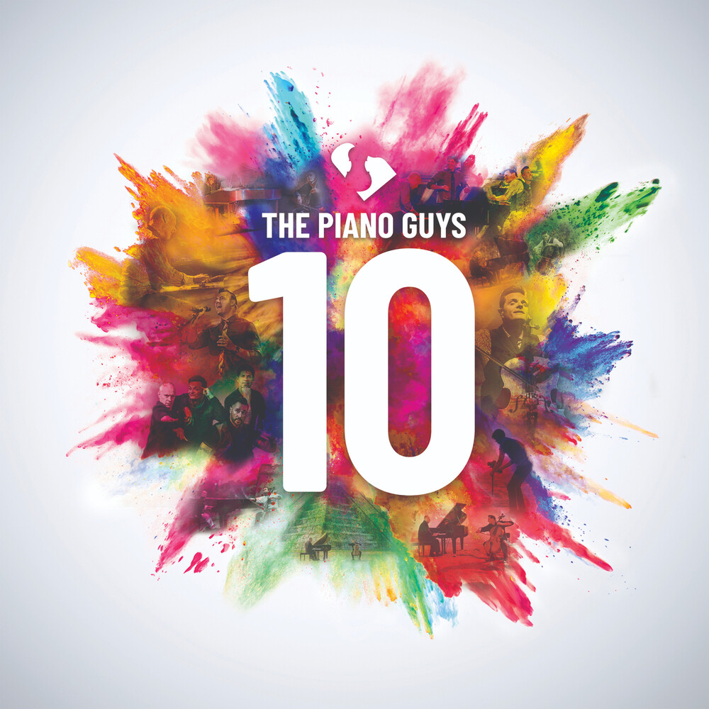 Piano Guys - 10 (W/Dvd)