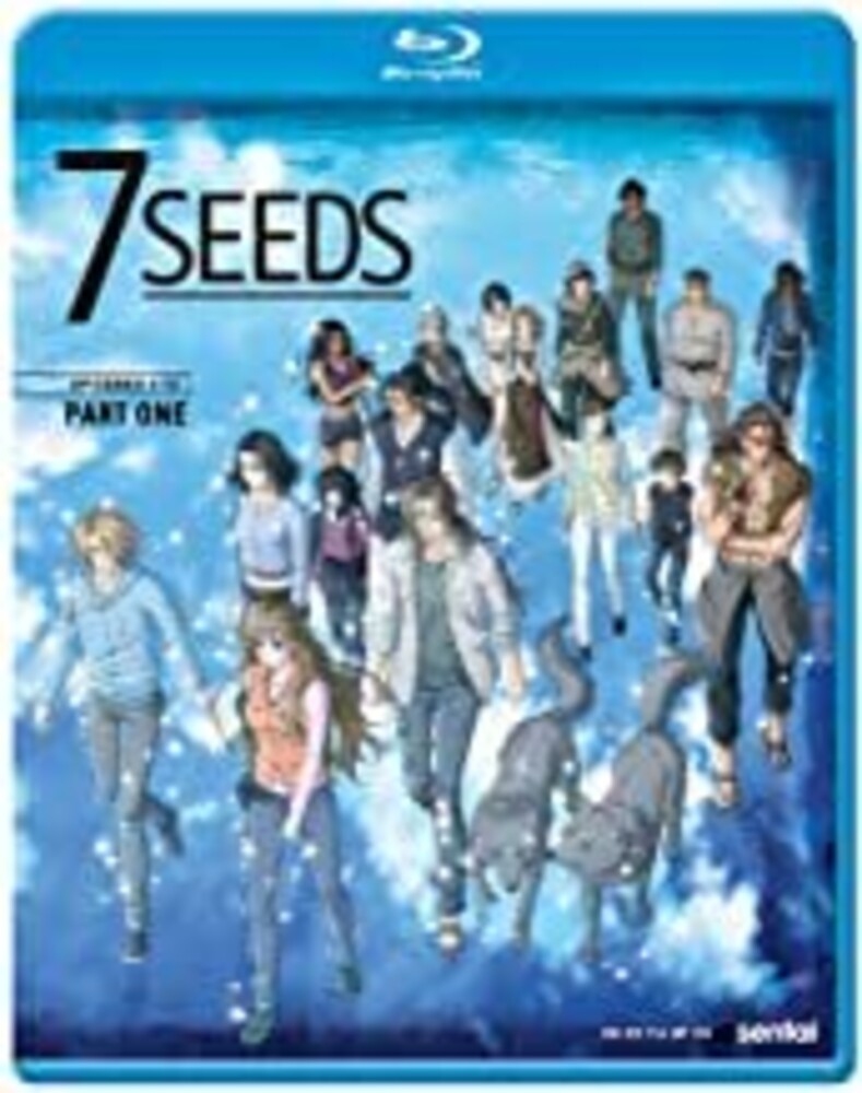 7 Seeds - 7 Seeds (2pc) / (Anam Sub)