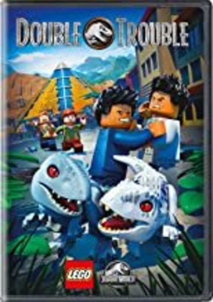Lego Jurassic World: Double Trouble - Lego Jurassic World: Double Trouble
