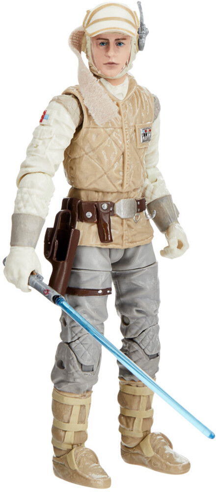 SW Bl Archive California - Hasbro Collectibles - Star Wars Black Series Hoth Luke Skywalker