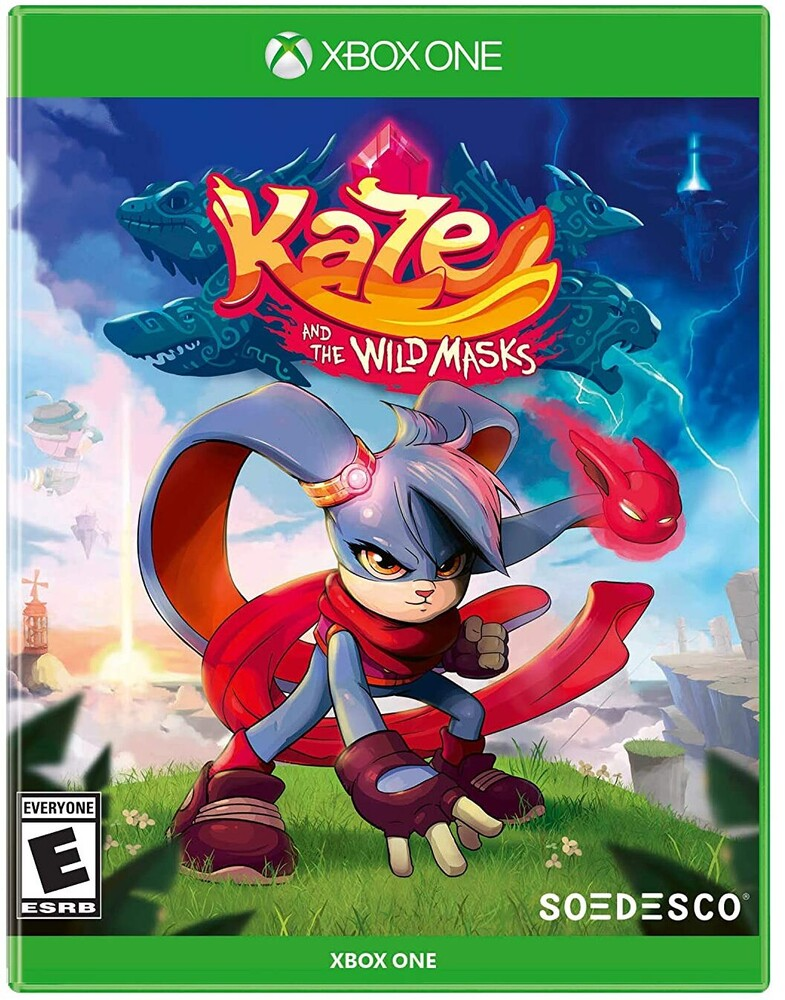 Xb1 Kaze and the Wild Masks - Kaze and the Wild Masks for Xbox One