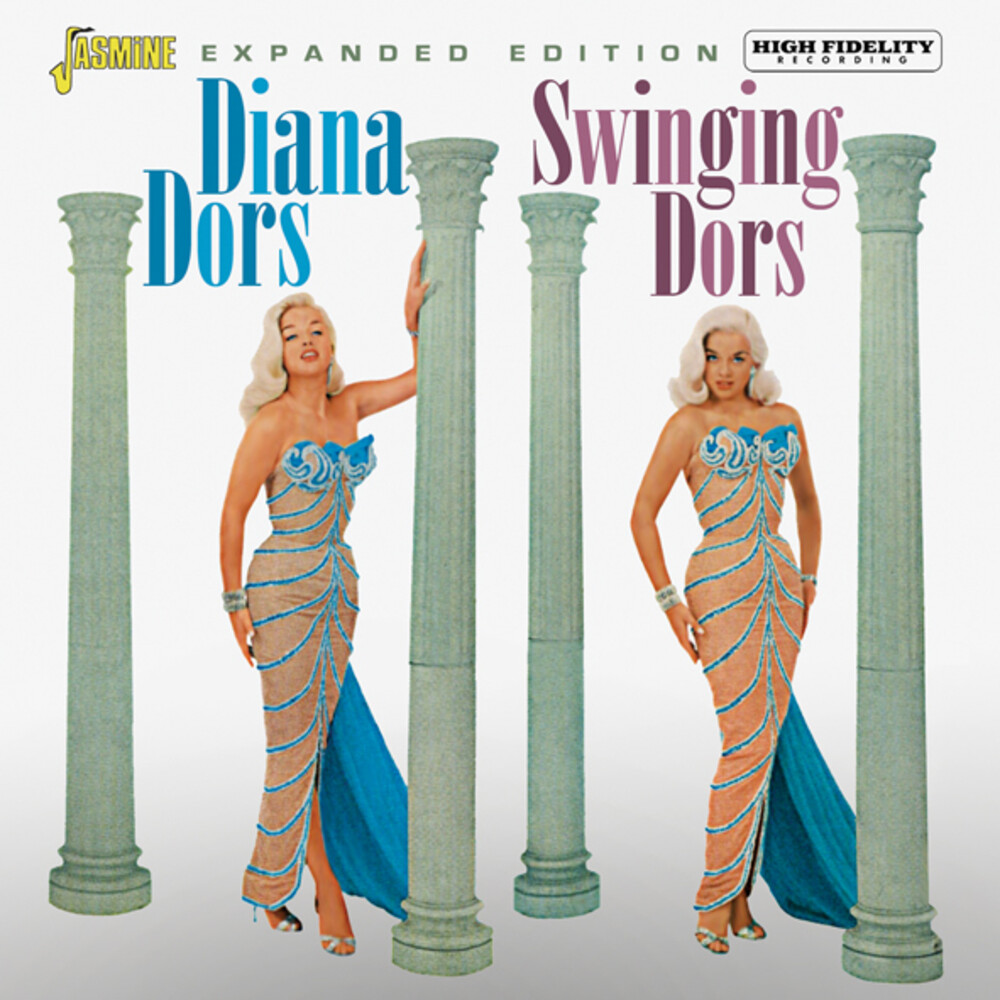 Diana Fors - Swinging Dors (Exp) (Uk)