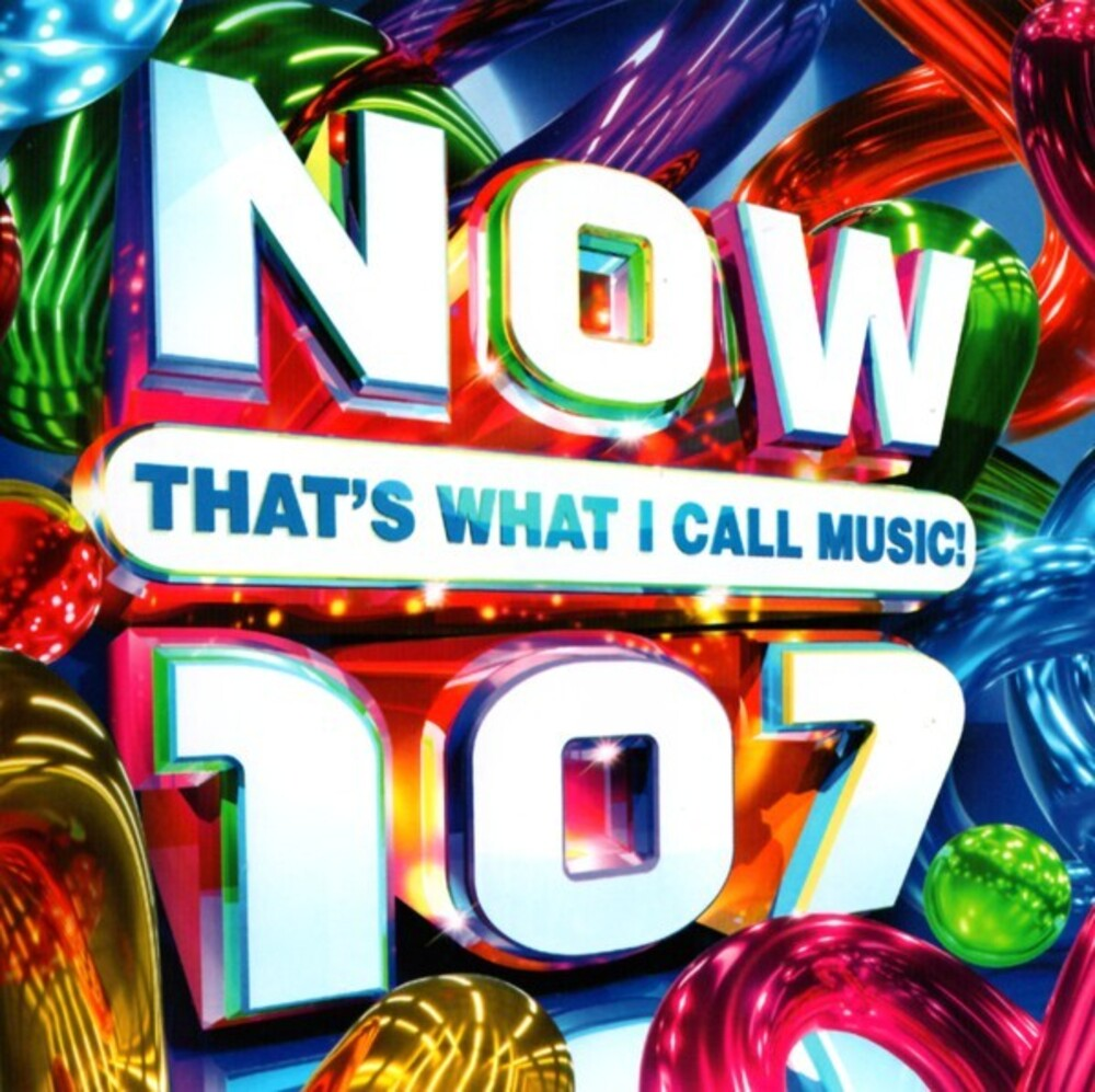 Now 107 / Various - Now 107 / Various (Uk)