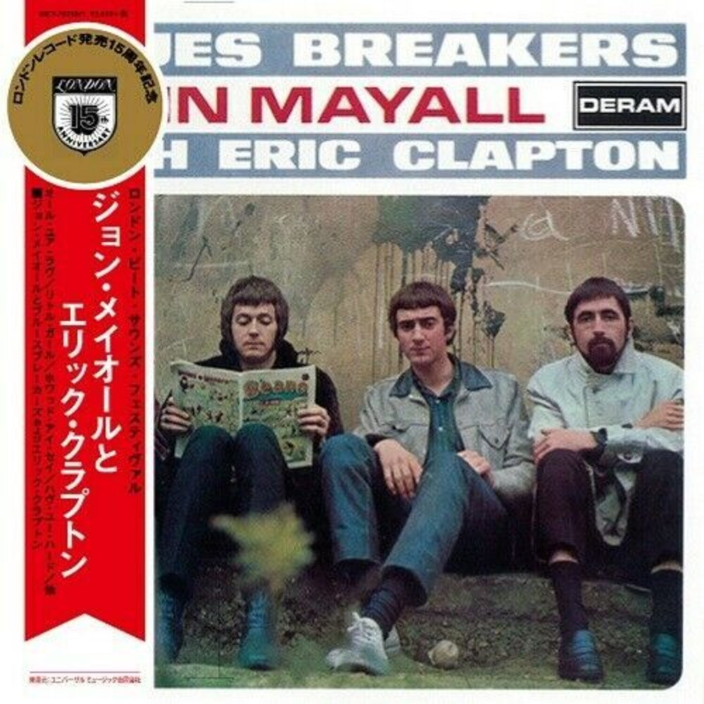 John Mayall & The Bluesbreakers - Bluesbreakers With Eric Clapton [Deluxe] (Jmlp) (Shm)