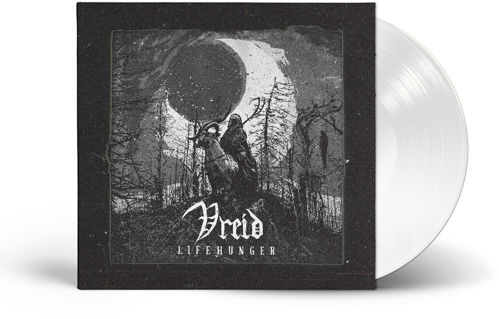 Vreid - Lifehunger (White Vinyl)