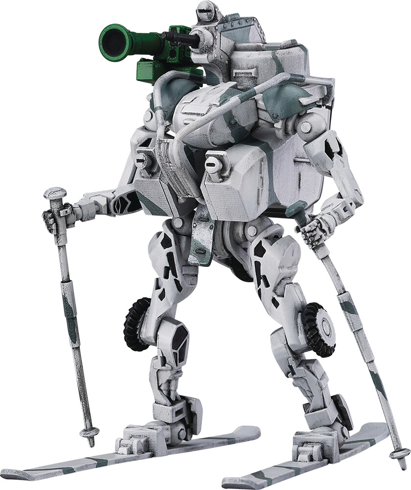 Good Smile Company - Good Smile Company - Obsolete Moderoid Pakistan Army Exoframe 1/35Plastic Model Kit
