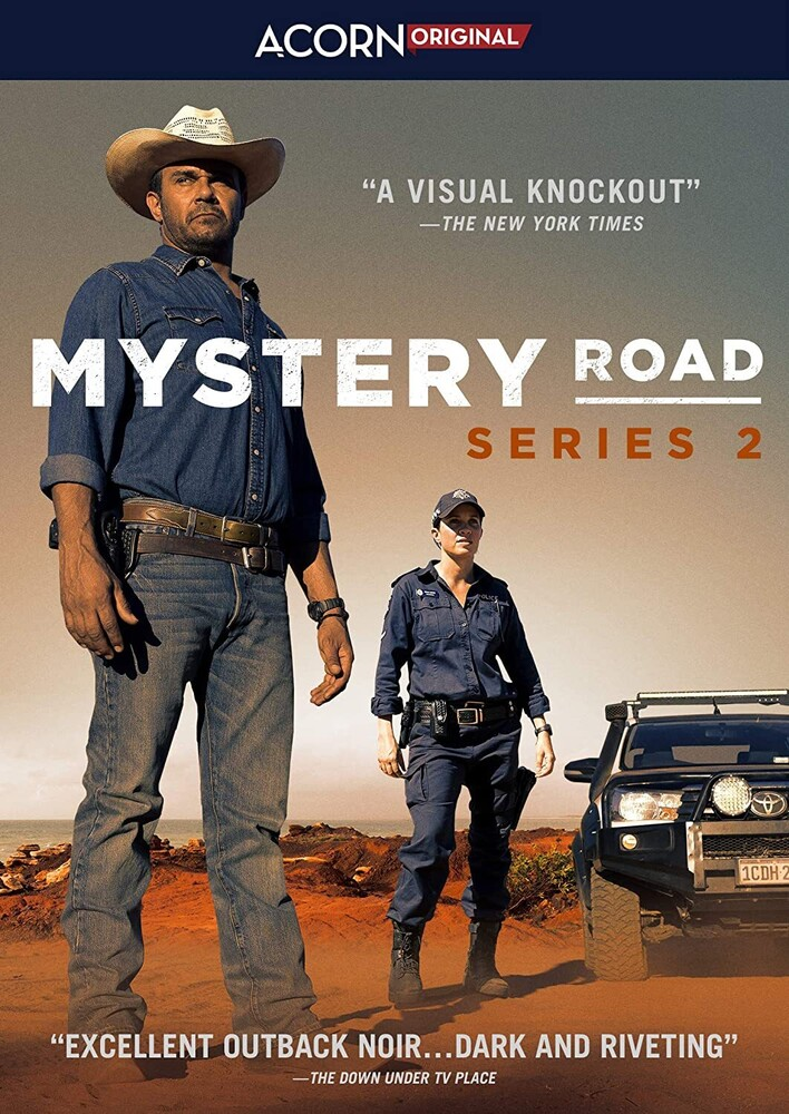 Mystery Road: Series 2 - Mystery Road: Series 2 (2pc)