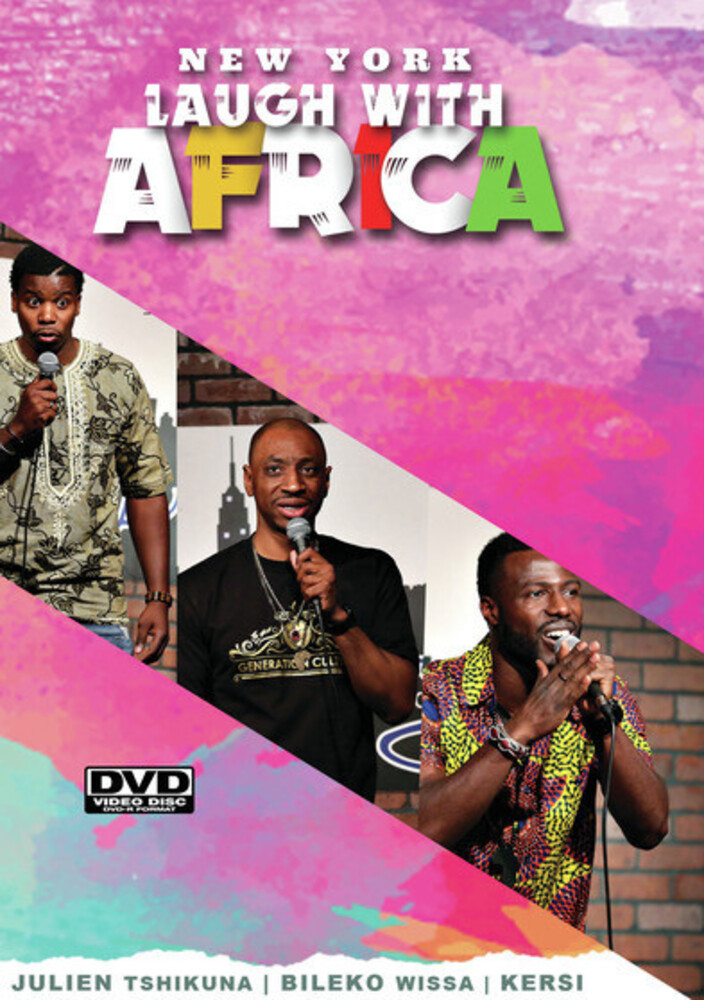 New York Laugh with Africa - New York Laugh With Africa / (Mod)