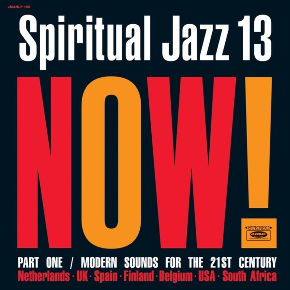Spiritual Jazz 13 Now Part 1 / Various - Spiritual Jazz 13: Now Part 1  (Various Artists)
