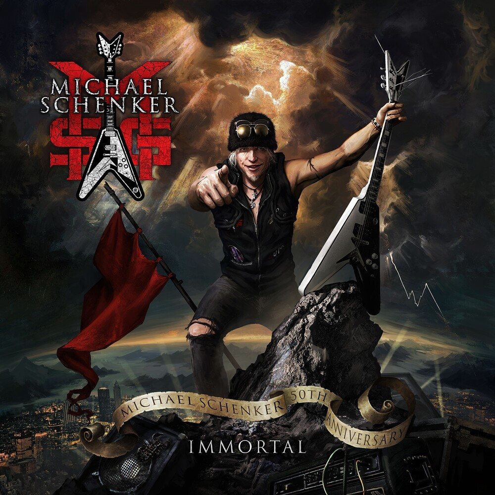 Msg / Michael Schenker Group - Immortal