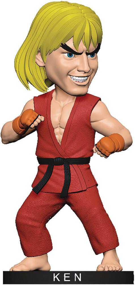 Icon Heroes - Icon Heroes - Street Fighter Ken Bobblehead