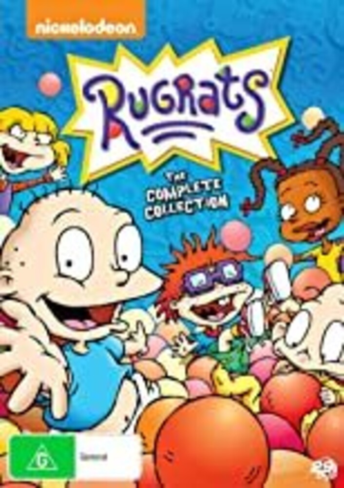 Rugrats: Complete Collection - Rugrats: Complete Collection [PAL/0]