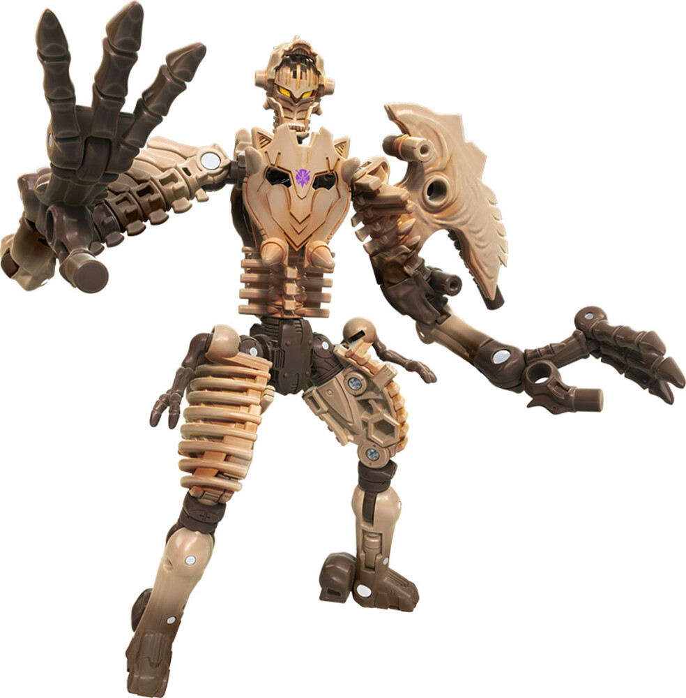 - Hasbro Collectibles - Transformers Generations War For Cybertron KDeluxe Trex Bone