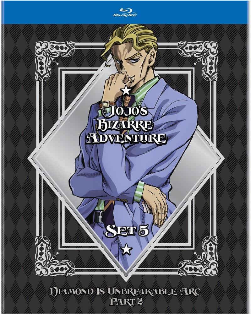 Jojo's Bizarre Adventure Set 5: Diamond Is Part 2 - Jojo's Bizarre Adventure Set 5: Diamond Is Unbreakabe Part 2