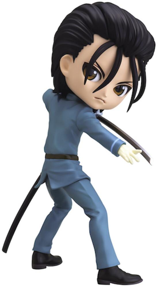 Banpresto - BanPresto - Rurouni Kenshin Meiji Swordsman Hajime Saito Q posketVersion A