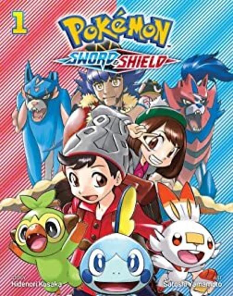 Yamamoto, Satoshi / Kusaka, Hidenori - Pokemon: Sword & Shield, Vol. 1