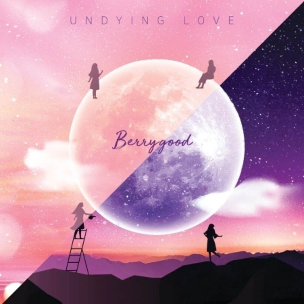 Berrygood - Undying Love (incl. Booklet + 2pc Photocard)