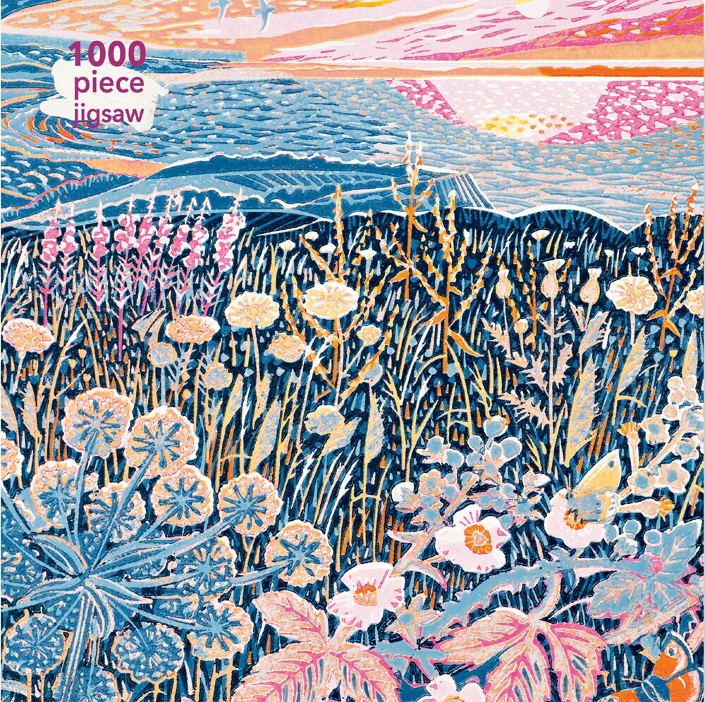 Flame Tree Studio - Adult Jigsaw Puzzle Annie Soudain: Midsummer Morning: 1000-pieceJigsaw Puzzle