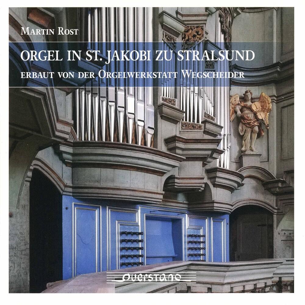 Orgel In St Jakobi Stralsund / Various - Orgel in St Jakobi Stralsund