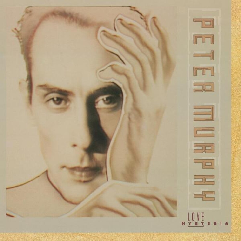 Peter Murphy - Love Hysteria [Colored Vinyl]