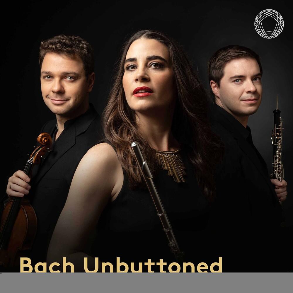 J Bach .S. / Vega / Sitkovetsky - Bach Unbuttoned