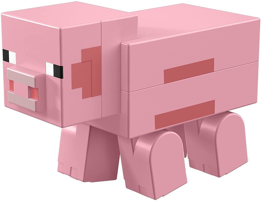 Minecraft - Mattel Collectible - Minecraft Pig