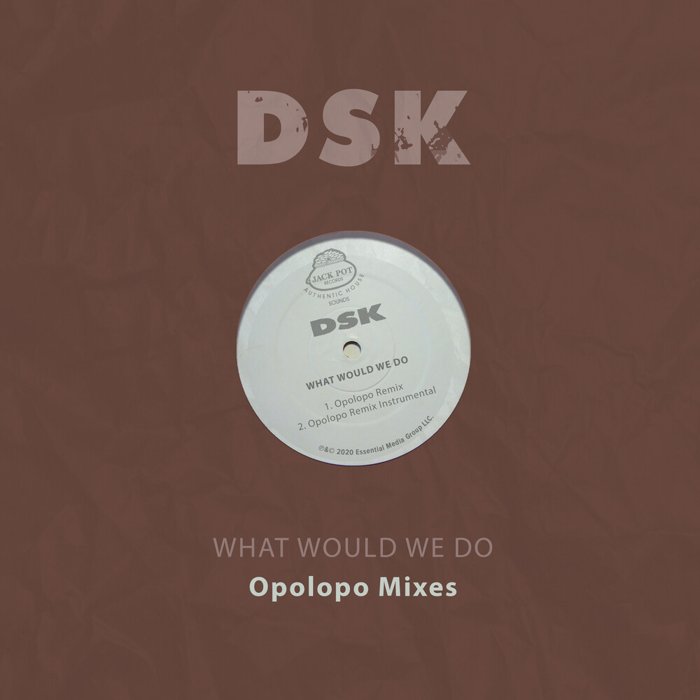 DSK - What Would We Do - Opolopo Mixes (Mod)