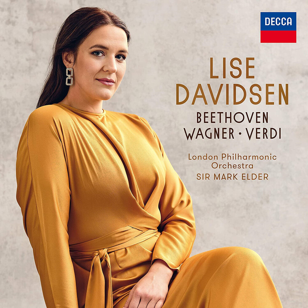 Lise Davidsen  / London Philharmonic Orchestra - Beethoven - Wagner - Verdi