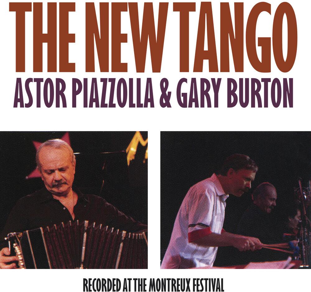 Astor Piazzolla  / Burton,Gary - New Tango (Hol)