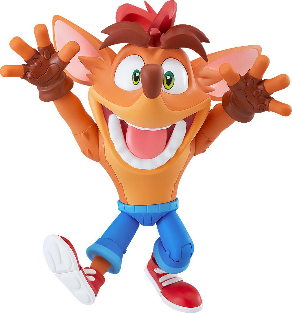 - Crash Bandicoot 4 Its About Time Crash Nendoroid A
