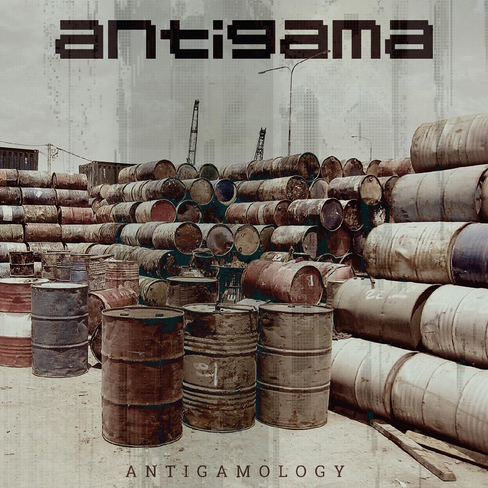 Antigama - Antigamology (W/Dvd)