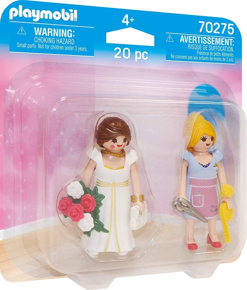 - Duo Pack Princess And Tailor (Fig)
