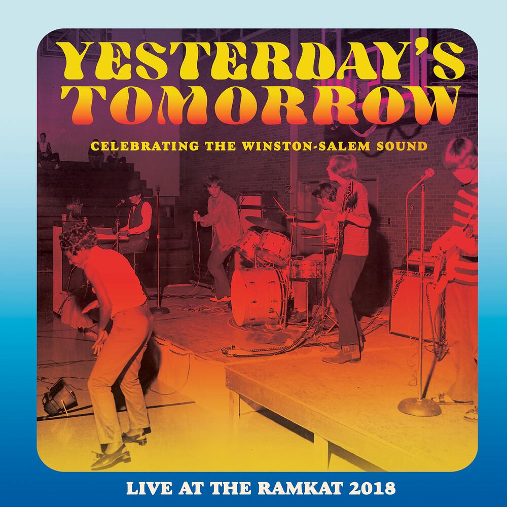 Yesterday's Tomorrow: Celebrating / Various - Yesterday's Tomorrow: Celebrating / Various