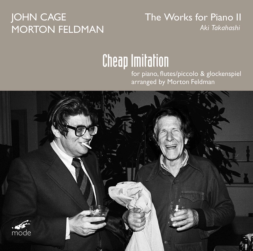 Cage / Takahashi / Shively - Works For Piano 2