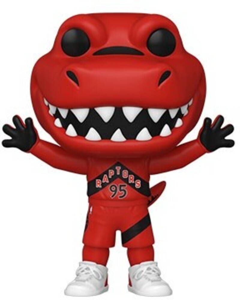 Funko Pop! NBA Mascots: - Toronto- Raptor (New Pose) (Vfig)