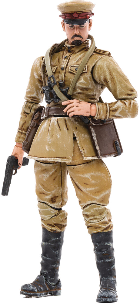- Joy Toy Wwii Soviet Officer 1/18 Scale Figure