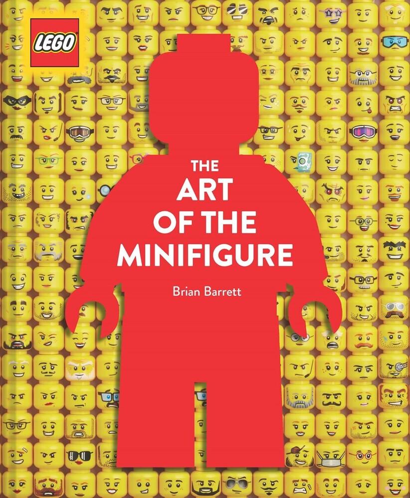 Brian Barrett - Lego The Art Of The Minifigure (Hcvr)