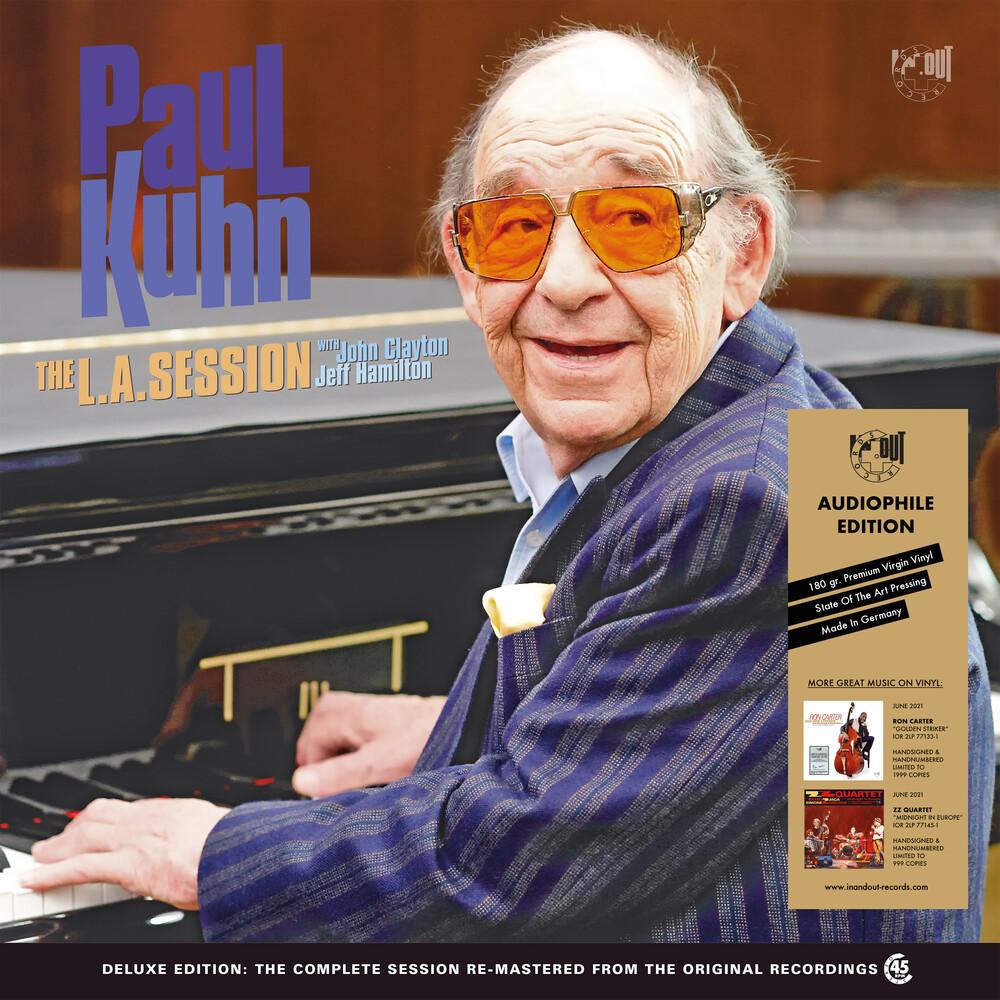 Paul Kuhn  / Clayton,John / Hamilton,Jeff - L.A. Session [Deluxe]