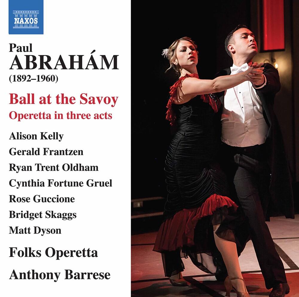 Abraham / Folks Operetta / Barrese - Ball At The Savoy (2pk)