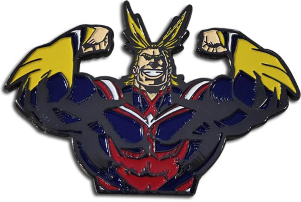 - My Hero Academia All Might Enamel Pin (Clcb) (Pin)