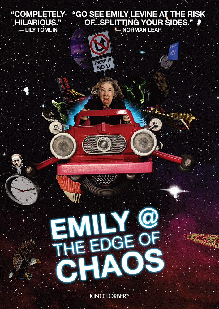 - Emily at the Edge of Chaos