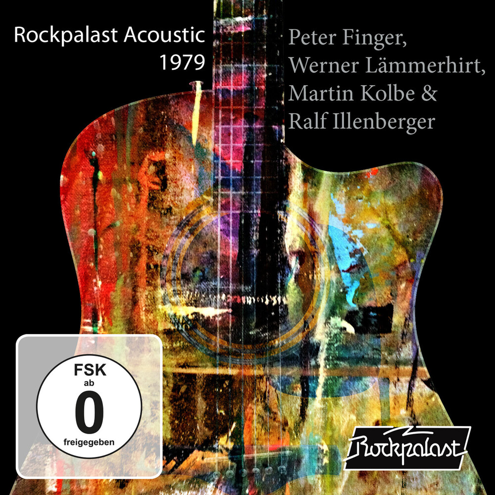 Various Artists - Rockpalast Acoustic 1979 (Various Artists)
