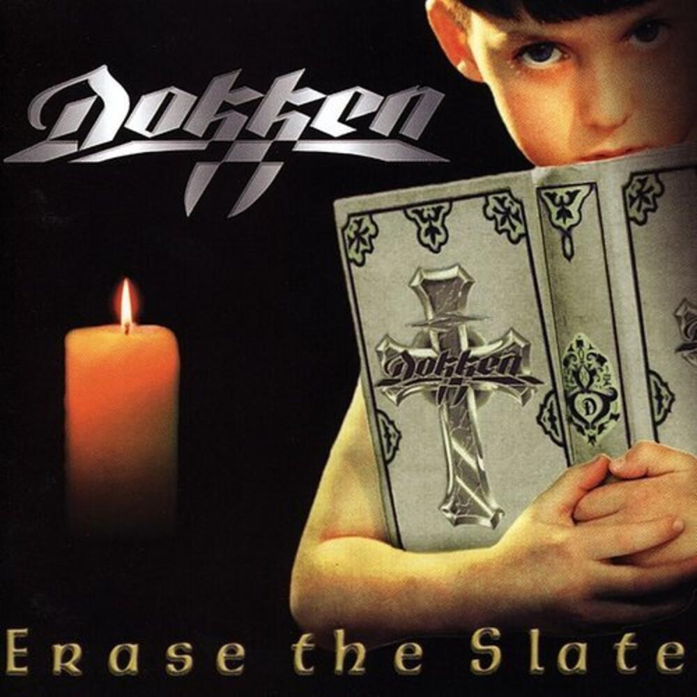 Dokken - Erase The Slate (Uk)