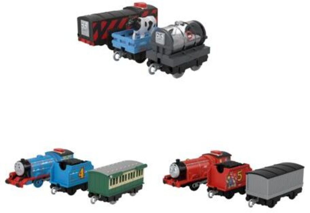 Thomas and Friends - Thomas Interactive Engines Asrt (Trn) (Asso)