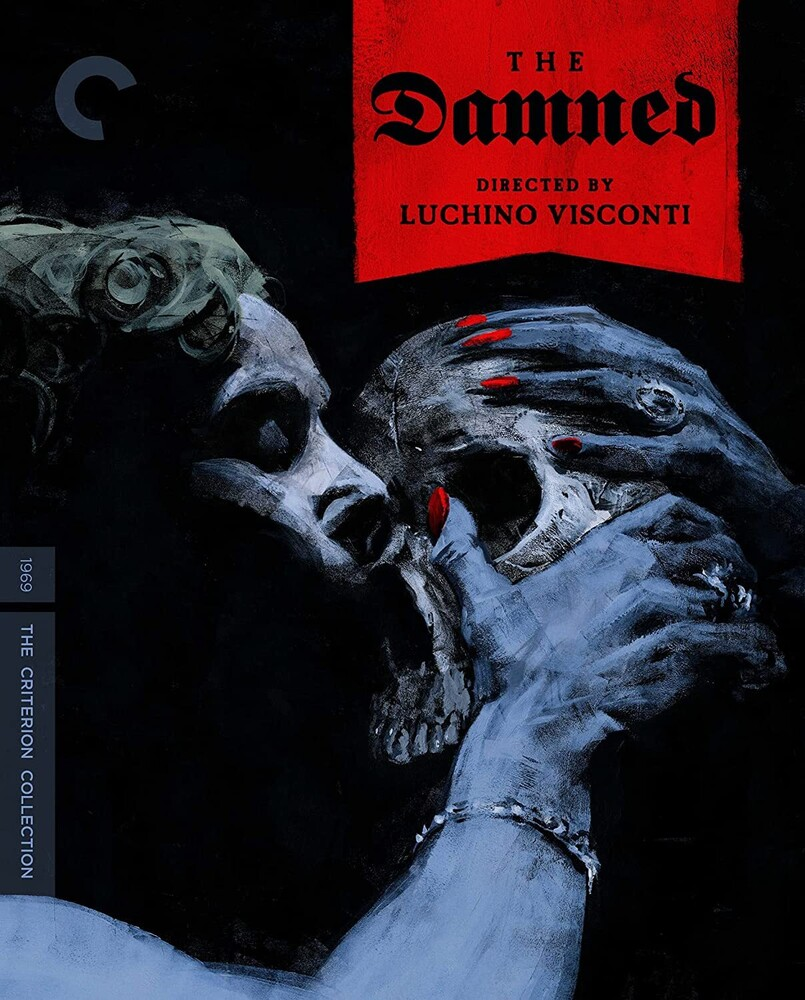 Charlotte Rampling - Damned, The Bd / (Sub)